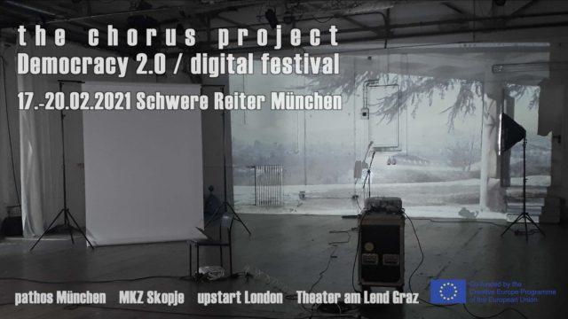 "The Chorus Project // Festival ""Democracy 2.0"""