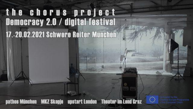 "CHORUS PROJECT / Digital Festival ""Democracy 2.0"""