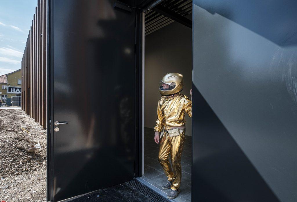We are open - local alien