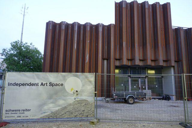 SAFE THE DATE!   geöffnet – we are open   Fr. 17.09. & Sa. 18.09.   Schwere Reiter München